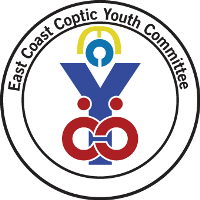 East Coast Coptic Youth Commitee Logo